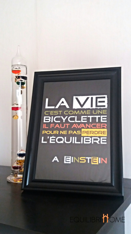 Affiche-Bicyclette