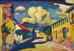 Kandinsky,_1908,_Murnau,_Dorfstrasse