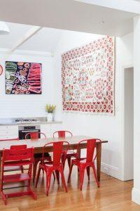 """décoration intérieure """"aborigène"""""""