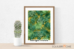 Affiche-deco-jungle-mood