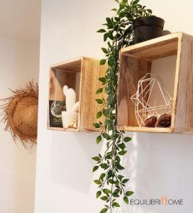 Deco-murale-cube-bois-plantes-etagere